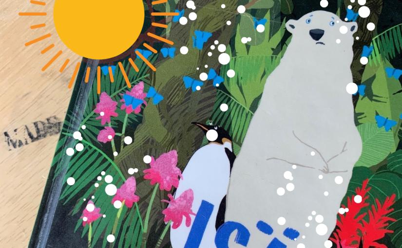 Ilmastonmuutos lapsen silmin – osa5